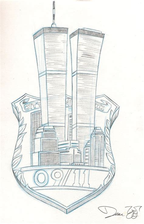 twin towers tattoo tattoos designs