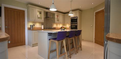 bespoke kitchen design ideas modern transitional home bespoke designer kitchens in oxfordshire by unitech