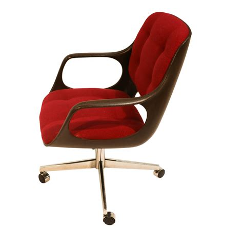 mid century desk chair mid century modern office chair hermann miller style