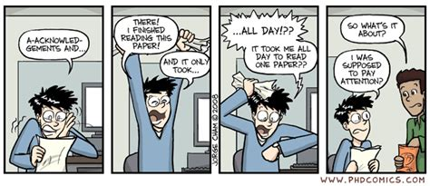 Phd Comics Literature Review by Phd Comics All Day