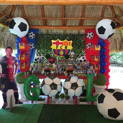decoracion fiestas barcelona barcelona birthday fiesta barcelona soccer barcelona