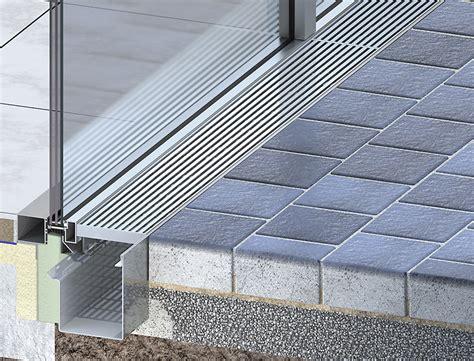 terrasse rinne terrasse rinne dachterrasse galerie varioplant
