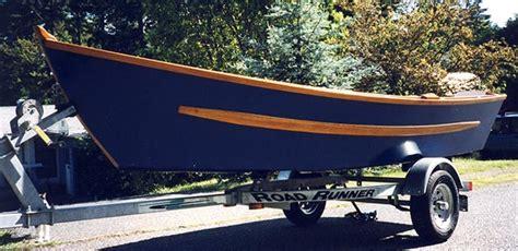 ken swan boats mandy woodenboat magazine