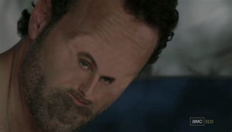Rick Grimes Crying Meme - tiny face rick grimes strikes again by ivanthebrony on