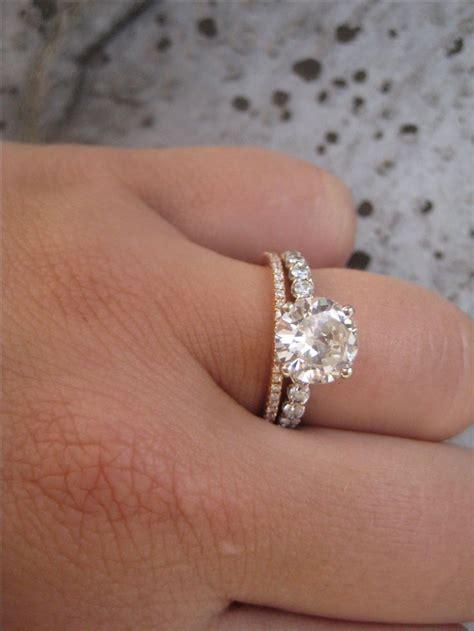 thin gold gold wedding band rings