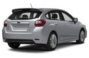 Subaru Impreza Hatchback Used 2014 Subaru Impreza Price Photos Reviews Features