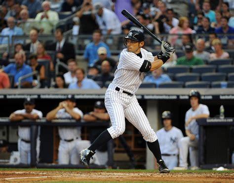 Ichiro Suzuki Catch Ichiro Suzuki Pictures Boston Sox V New York Yankees