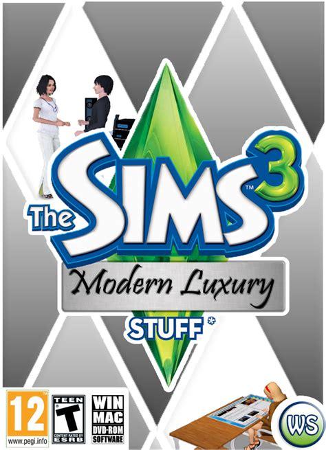 moderne häuser sims sims 3 the sims 3 moderno cole 231 227 o de objetos
