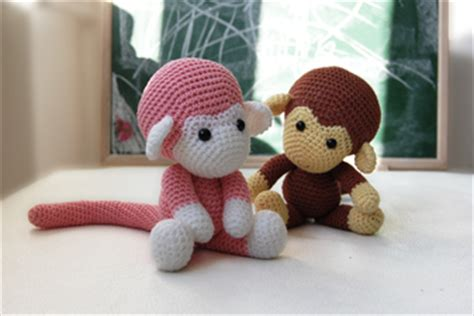 amigurumi pattern johnny the monkey pepika amigurumis amigurumi patterns