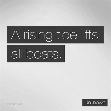 a rising tide lifts all boats significado boston cambridge tech vs silicon valley tech vive la