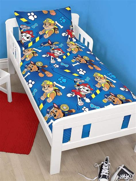 Paw Patrol Toddler Bedroom Set by 1000 Ideas About Paw Patrol Bedding On Paw