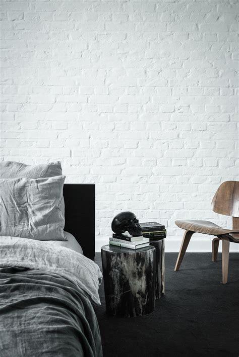brick bedroom wall stylish exposed brick wall lofts