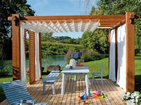 Backyard Arbors Ideas by Deck Pergola Plans Pergola Gazebos