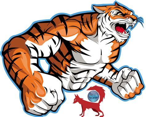 tiger face vector free download clip art free clip art