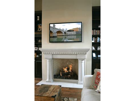 Tuscan Fireplace Mantels by Tuscany Italian Fireplace Mantel Devinci Cast