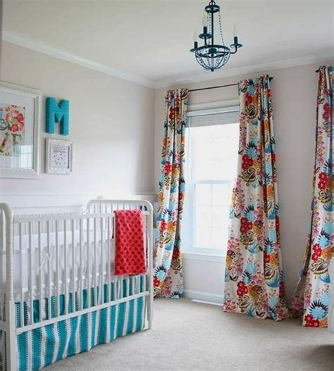 gardinen für draußen vorhang kinderzimmer design