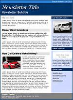 car dealer email templates industry and small business email marketing templates from