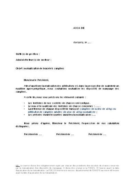 Mod Les De Lettre Convocation Modele Convocation Reunion De Bureau Document
