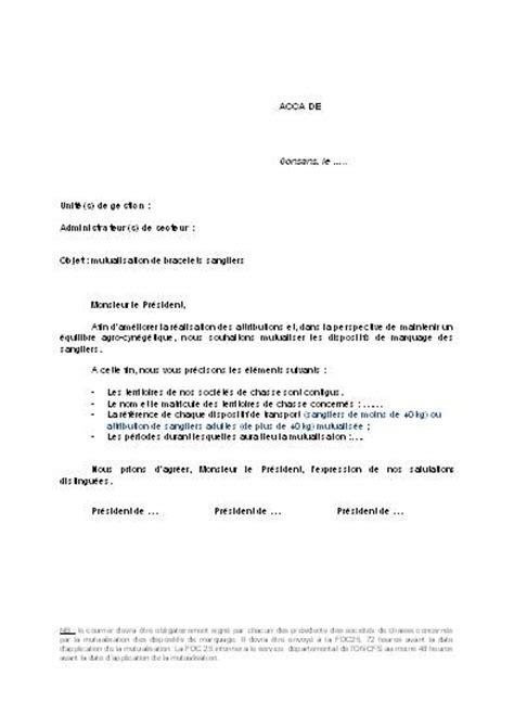 exemple de lettre de procuration pour la prefecture