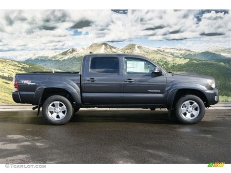 magnetic gray magnetic gray mica 2012 toyota tacoma v6 trd sport cab 4x4 exterior photo 56068988