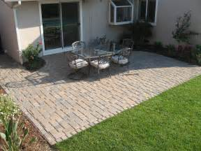 Patio Ideas On Paver Patio Design Ideas To Install Paver Patio Ideas
