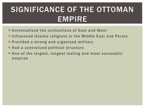 Ppt Ottoman Empire Powerpoint Presentation Id 1973206