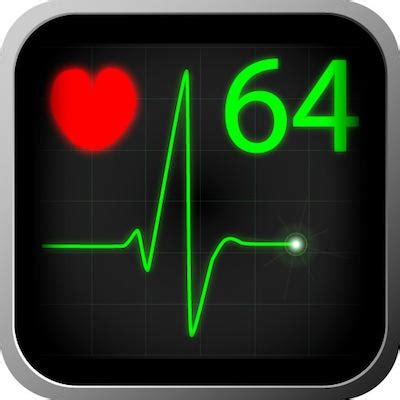 turn the iphone 4 into a heart rate monitor, for free [new