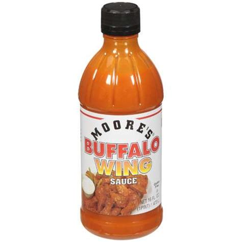 moore s buffalo wing sauce marinade chicken hot dip ebay
