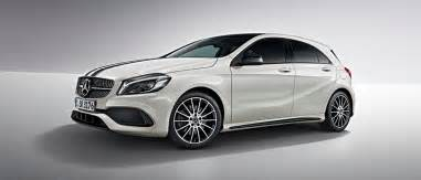 mercedes a class model features