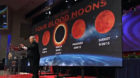 by john hagee four blood moons is everything about to change the first of four blood