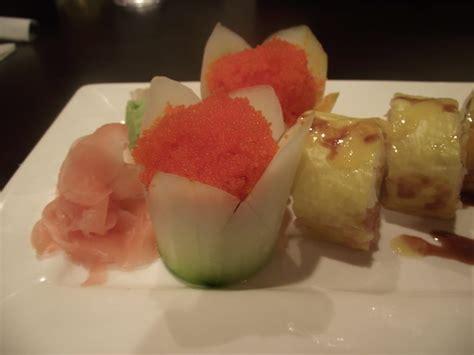sake house beaver dam wi fish egg sashimi yelp