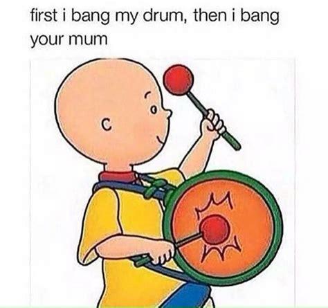Funny Fucked Up Memes - 17 beste bilder om caillou p 229 pinterest barn trommer og