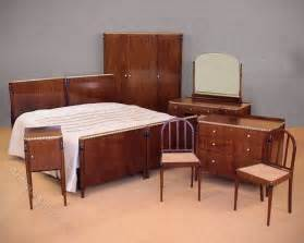 Deco Bedroom Suite For Sale by Deco Bedroom Suite C 1930 Antiques Atlas