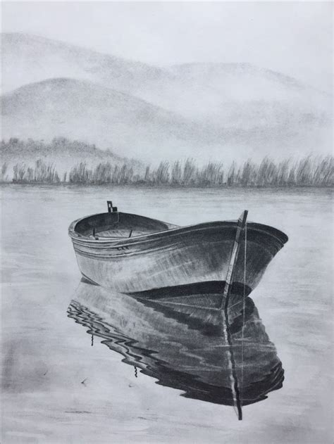 boat with drawing 17 best images about graphite pencil drawings on pinterest