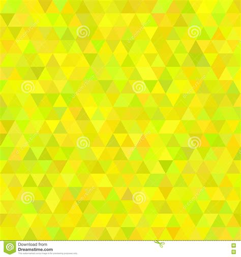 abstract geometric design elements vector abstract mosaic background yellow cubic geometric
