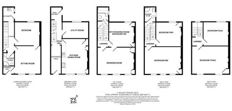 georgian house floor plans uk the georgian house images