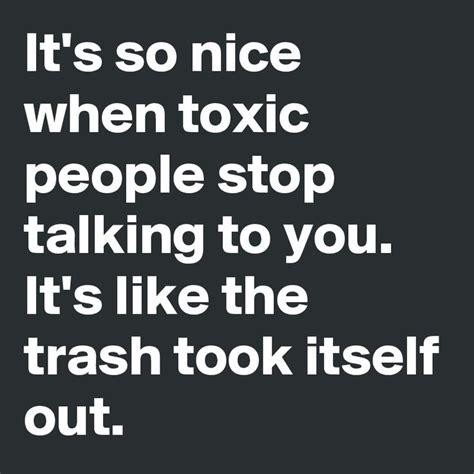 stop talking trash quotes