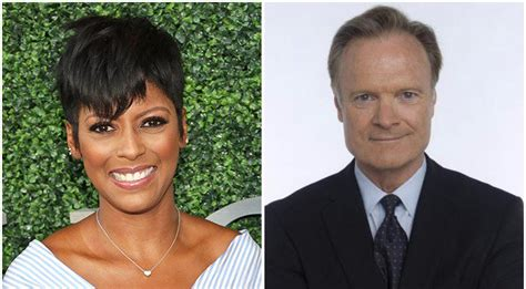 lawrence o donnell and tamron hall are dating are tamron hall and lawrence o donnell dating in 2017
