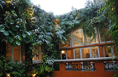 Vertical Garden House Blanc S House Vertical Garden Blanc