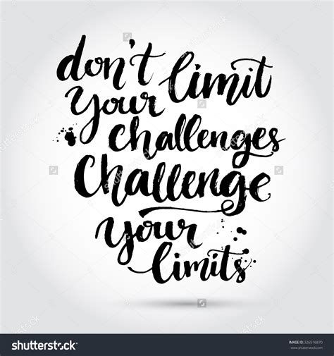 inspirational quotes on challenges in