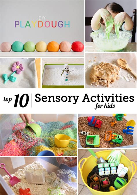 best play dough slime other sensory activities for kids