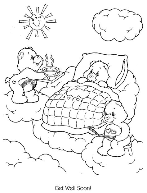 Feel Better Coloring Pages feel better coloring pages coloring home