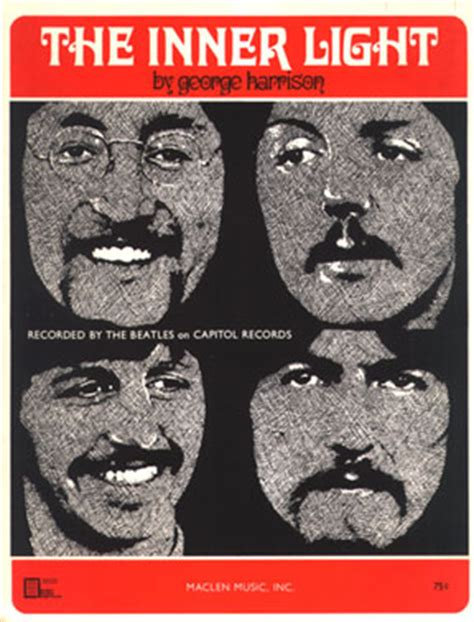 The Inner Light by The Beatles Song Of The Day The Inner Light Slicethelife