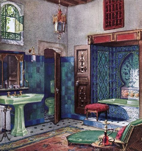 distinctive house design and decor of the twenties sorry hgtv these are my kind of bathrooms my history fix