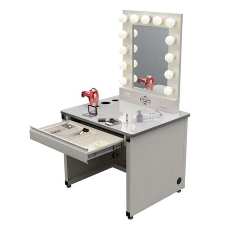 vanity with lighted mirror and bench 197 best aqu makeup vanity images on pinterest makeup
