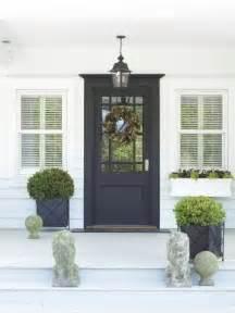 Shorely chic coastal front doors