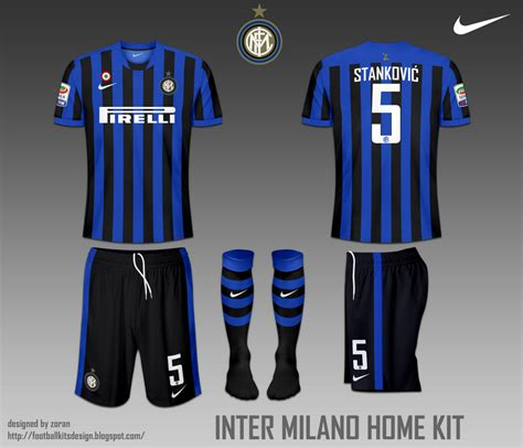 Jersey Inter Italy 2011 Beijing football kits design internazionale kits