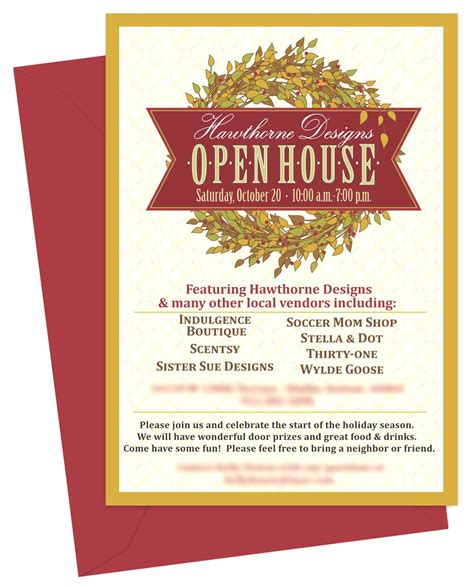business open house invitation templates free cogimbo us