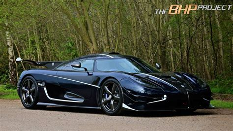 Blue Carbon Koenigsegg One 1 Photoshoot Gtspirit