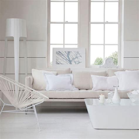 White Sitting Chair Design Ideas Witte Woonkamer Inrichten Interieur Inrichting